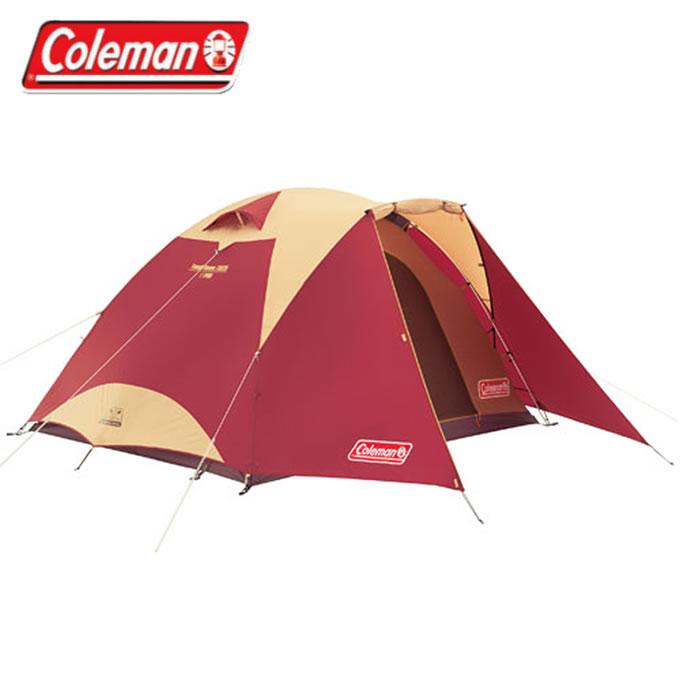 コールマン テント 大型テント タフドーム/3025 スタートパッケージバーガンディ 2000027280 coleman od