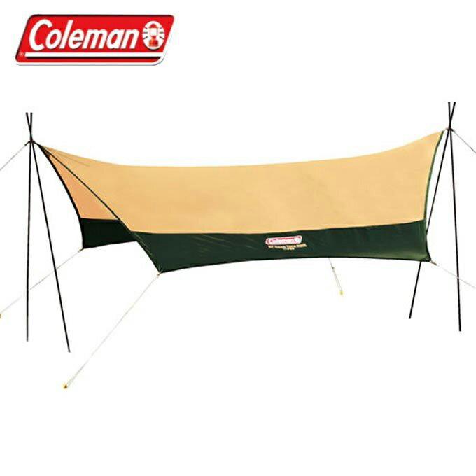 コールマン タープ Tarp XPヘキサタープMDX グリーン 2000028621 coleman od