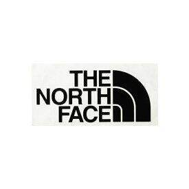 【期間限定5%OFFクーポンでお得にお買い物】 ノースフェイス TNF カッティングステッカー NN88106 K od