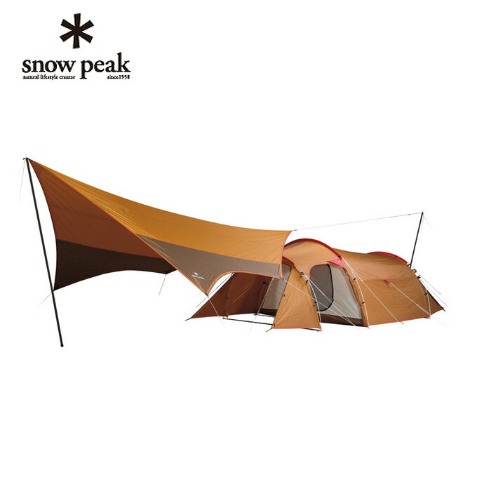 スノーピーク テント 大型テント エントリーパックTT SET-250 snow peak od