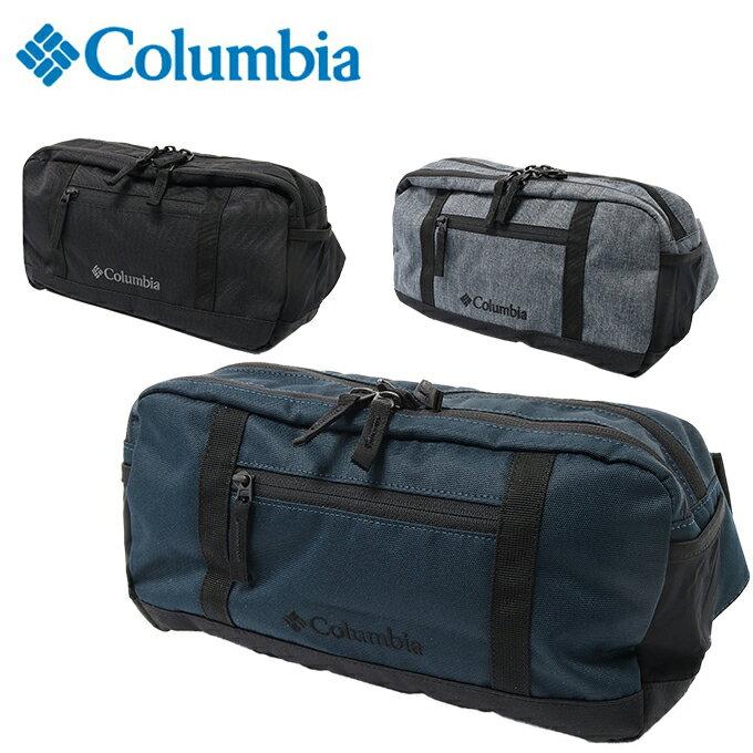 コロンビア ウエストバッグ メンズ レディース ディーカムヒップバッグ Dekum Hip Bag PU8218 Columbia od