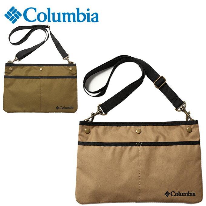 コロンビア ショルダーバッグ メンズ レディース ウォールナットドームサコッシュ PU8290 Columbia od