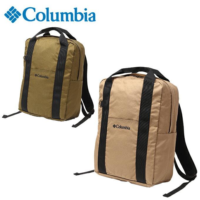 コロンビア バックパック メンズ レディース ウォールナットドーム2ウェイバックパック PU8289 Columbia od