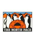 ノースフェイス THE NORTH FACE TNF PRINT STICKER TNF プリントステッカー NN31710 AT od