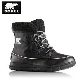 ソレル SOREL スノーブーツ 冬靴 レディース Sorel Explorer Carnival ソレルエクスプローラーカーニバル NL3040 010 od