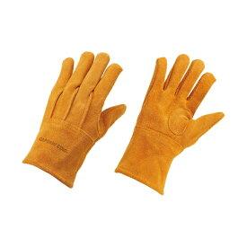 キャプテンスタッグ CAPTAIN STAG レザーグローブ アウトドア ソフトレザーグローブ M UM-1913 od
