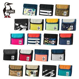 チャムス CHUMS 財布 メンズ レディース Trifold Wallet Sweat Nylon トリフォルドウォレットスウェットナイロン CH60-2688 od