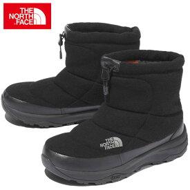 【期間限定5%OFFクーポンでお得にお買い物】ノースフェイス スノーブーツ 冬靴 メンズ レディース ヌプシ ブーティー ウール V ショート NF51979 K od