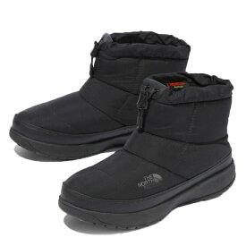 【期間限定5%OFFクーポンでお得にお買い物】ノースフェイス スノーブーツ 冬靴 レディース ヌプシ ブーティー ウォータープルーフ VII ショート NFW51976 KK od