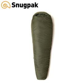 【1/20(月)限定5%OFFクーポン発行中!】 スナッグパック(Snugpak) マミー型シュラフ ソフティエリート4LH -10℃ SP30133OL od