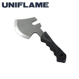 【期間限定5%OFFクーポンでお得にお買い物】 ユニフレーム UNIFLAME 多機能ナイフ 燕三条乃斧 684191 od