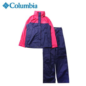コロンビア レインウェア上下セット レディース シンプソンサンクチュアリー2 ウィメンズレインズーツ PL0016 600 Columbia od