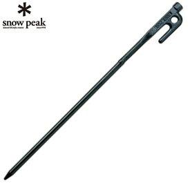 スノーピーク snow peak ペグ ソリッドステーク40 R-104 od