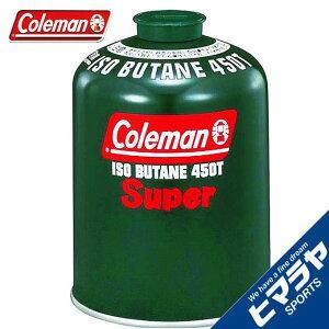 コールマン ガスカートリッジ 純正イソブタンガス燃料[Tタイプ]470g 5103A450T coleman od
