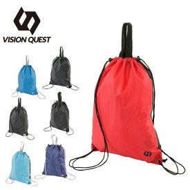 ビジョンクエスト VISION QUEST ナップサック マルチバッグL VQ430204G02 run