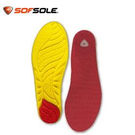 【2月20日限定 5%OFFクーポン発行中】 SOFSOLE ソフソールランニング インソール メンズアーチ Arch1112 run