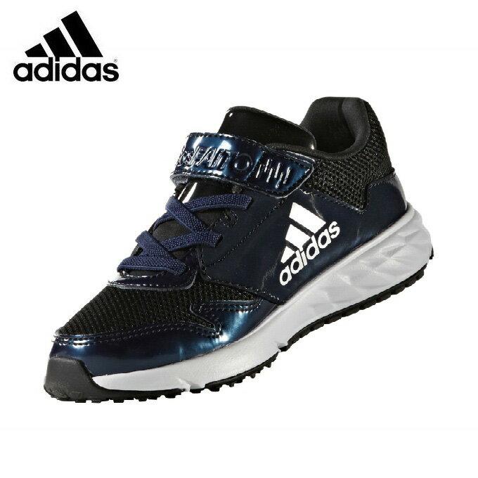 アディダス adidas ランニングシューズ ジュニア KIDS アディダスファイト EL K リフレクト EFR87 CP9740 run