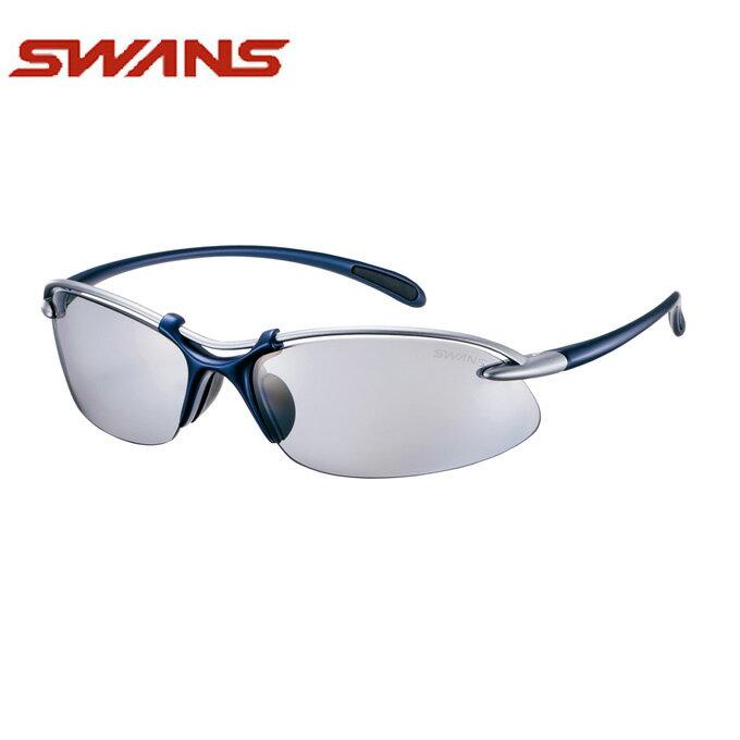 スワンズ SWANS 偏光サングラス エアレス・ウェイブ 偏光レンズモデル SA-519 run