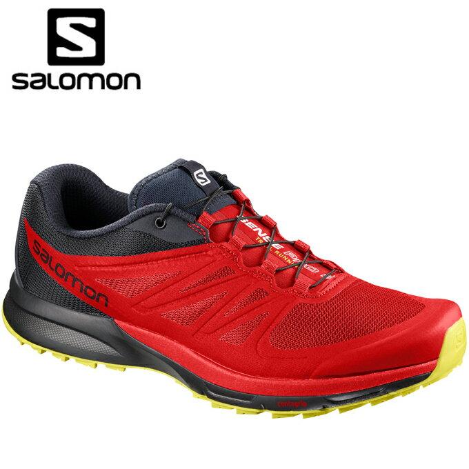 サロモン トレッキングシューズ ローカット メンズ センスプロ2 SENSE PRO 2 L40237900 salomon run