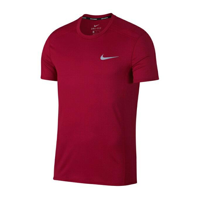ナイキ スポーツウェア 半袖Tシャツ メンズ Dri-FIT マイラー クール 892995-618 NIKE run