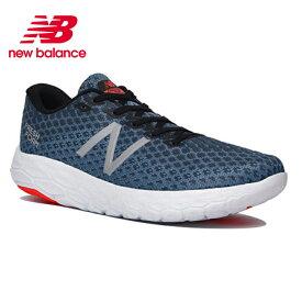 ニューバランス ランニングシューズ メンズ FRESH FOAM BEACON M MBECNPF 2E new balance run