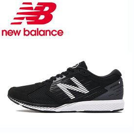 【期間限定8%OFFクーポン発行中】 ニューバランス ランニングシューズ メンズ NB HANZO R M G2 MHANZRG2 D new balance run