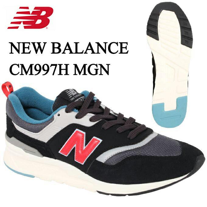 ニューバランス スニーカー メンズ レディース CM997H CM997HAI D new balance run