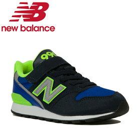 ニューバランス ジュニアシューズ ジュニア YV996 YV996DN new balance キッズシューズ キッズ トリコ run