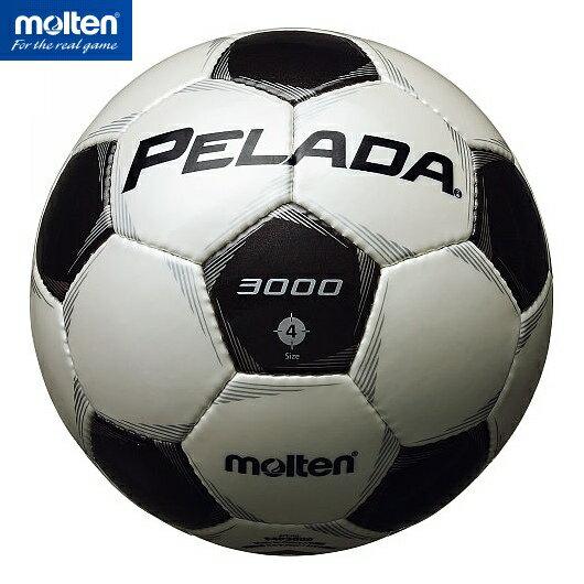 モルテン molten サッカーボール 4号球 小学校用 ジュニア ペレーダ 3000 F4P3000 検定球 sc