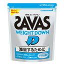 ザバス SAVAS サプリメント プロテイン ウェイトダウン ヨーグルト風味 1050g 50食分 CZ7047 sc