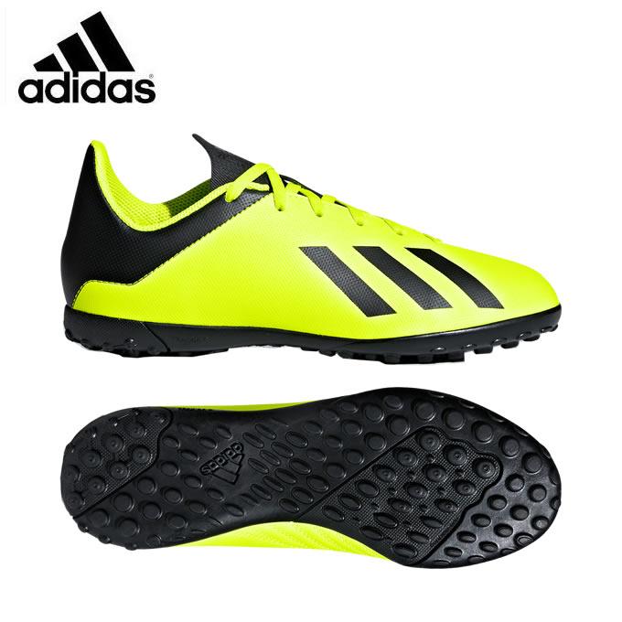 アディダス サッカー トレーニングシューズ ジュニア エックス タンゴ 18.4 TF J DB2435 FBX77 adidas sc