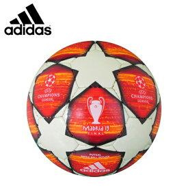 アディダス フットサルボール 4号 検定球 メンズ レディース ジュニアフィナーレマドリードフットサル AFF4400MA adidas sc