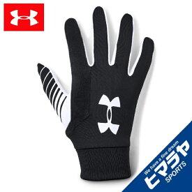 アンダーアーマー サッカー 手袋 メンズ UAフィールド プレイヤーズ グローブ2.0 グローブ 1328183-001 UNDER ARMOUR sc