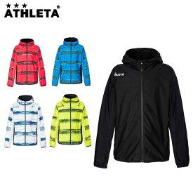 アスレタ ATHLETA サッカーウェア ウインドブレーカージャケット メンズ レディース ストレッチトレーニングJK 04130 sc