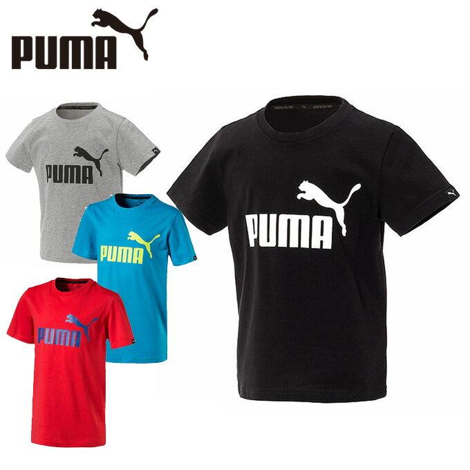 プーマ PUMA スポーツウェア 半袖 シャツ Tシャツ ジュニア SS TEE 592804 sw