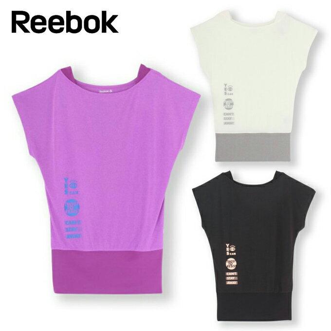 【特価】リーボック Reebok Tシャツ 半袖 レディース LAVATシャツ DRJ69 sw