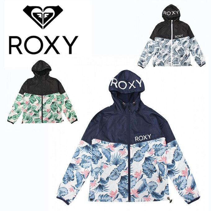 ロキシー ROXY ウインドブレーカー ジャケット レディース RIPPLE JACKET RJK184527 sw
