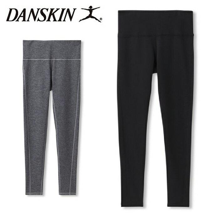 ダンスキン DANSKIN ロングタイツ レディース ACTIVE AIR ハイウエストロングタイツ アクティブ エアー DB28305 sw