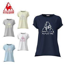 ルコック le coq sportif Tシャツ 半袖 レディース 半袖機能Tシャツ QMWNJA00 sw