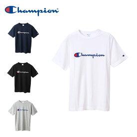 チャンピオン(Champion) Tシャツ 半袖 ベーシック ロゴプリント メンズ レディース C3-P302 sw