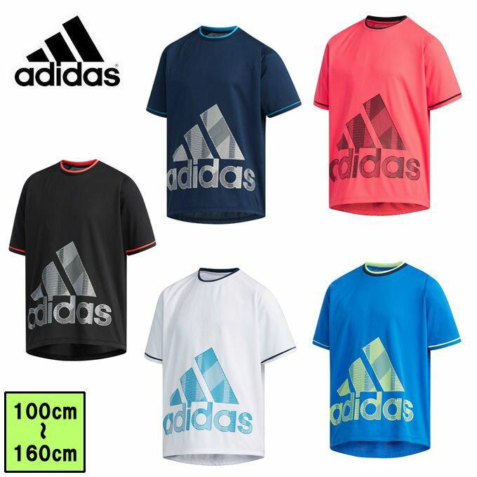 アディダス 半袖 ジュニア キッズ 男の子 ボーイズ TRN CLIMACOOL グラフィックBOS Tシャツ FTJ81 adidas sw