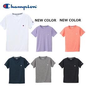 チャンピオン Champion Tシャツ 半袖 レディース 女性 C VAPOR Cベイパー アクティブスタイル CW-PS302 sw