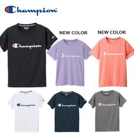 チャンピオン Champion Tシャツ 半袖 レディース 女性 C VAPOR Cベイパー アクティブスタイル CW-PS303 sw