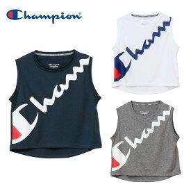 チャンピオン Champion Tシャツ 半袖 レディース C VAPOR ノースリーブシャツ アクティブスタイル CW-PS301 sw