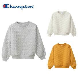 チャンピオン Champion スウェットジャケット レディース クルーネックスウェットシャツ CW-Q017 sw