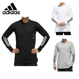 アディダス スポーツウェア 長袖 メンズ ID 長袖Tシャツ FYK44 adidas sw