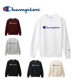 チャンピオン Champion スウェットトレーナー メンズ 裏毛クルーネックロゴ C3-Q002 sw