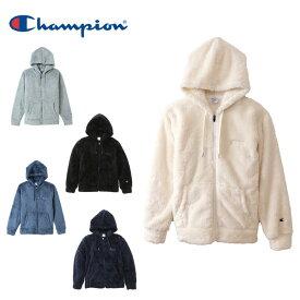 チャンピオン Champion フリースジャケット メンズ シェルパフリースジップフーディーJKT C3-L615 sw