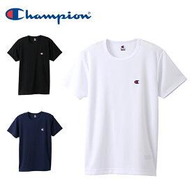 【期間限定クーポン配信中】チャンピオン Champion スポーツウェア 半袖 メンズ メッシュ クルーネックTシャツ CM1HH301 sw