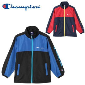 チャンピオン ウェア ウィンドブレーカー ジャケット キッズ ジュニア 防寒 ジャケット ボーイズ 男の子 通学 CX1440 Champion sw